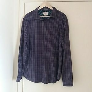 Vintage Penguin Musingwear Men Shirt XL
